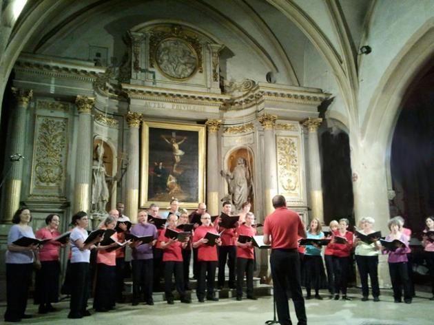 Notre chorale