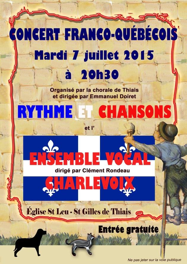 affiche 2015 franco-québécois